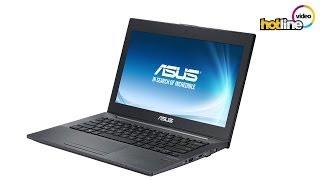 Обзор бизнес ноутбука ASUSPRO PU301