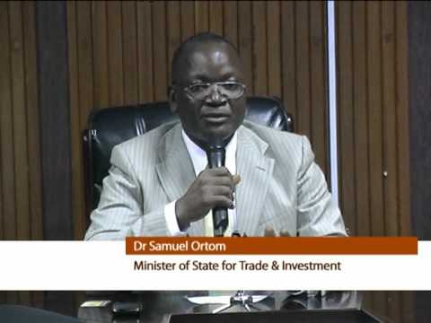 FED GOVT. TO PROVIDE CONDUSIVE ENVIRONMENT FOR INVESTORS
