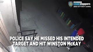 Hamilton Heights Murder Suspect