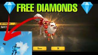 NEW PET UNLOCK | DIAMONDS TRICK?| FREE FIRE BATTLEGROUNDS