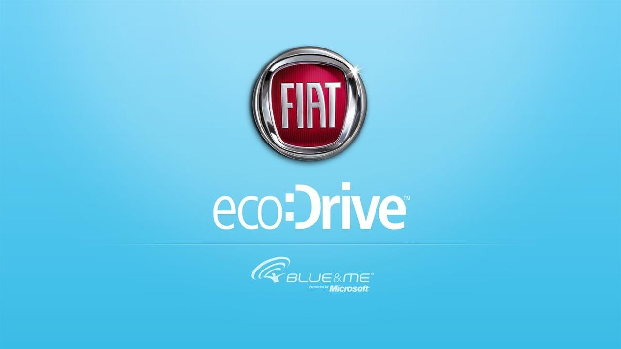 Fiat Ecodrive Europe - YouTube