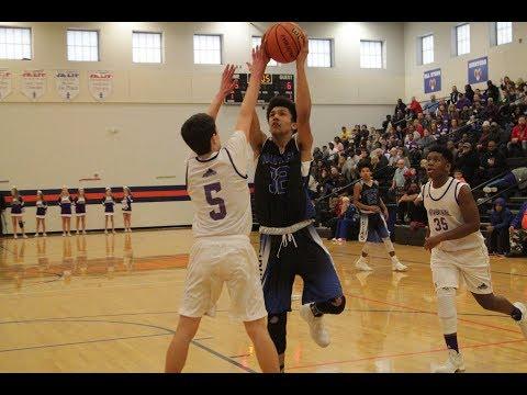 Newburg vs Barret [GAME] - MS Basketball 2018 Jr LIT [CHAMPIONSHIP]
