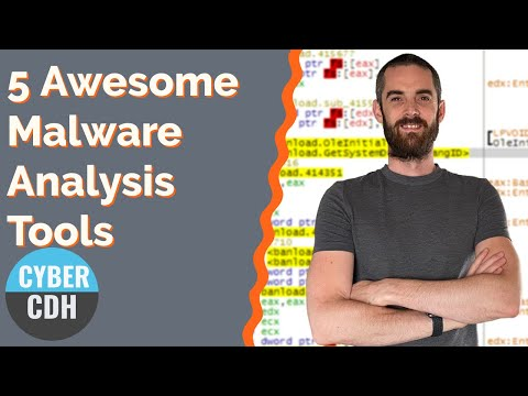 Five Awesome Tools to perform Behavioural Analysis of Malware