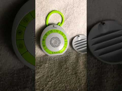 Baby Sound Machine By Homedic On The Go