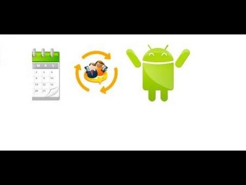 Программа для синхронизации на Android