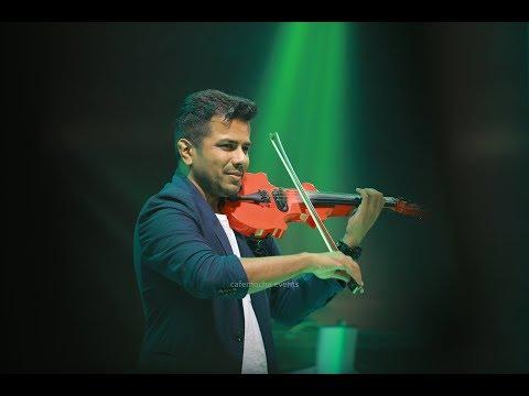 Violin wizard BALABHASKAR | മാന്ത്രിക വിരൽ സ്പർശം മെലഡിയായ് ഒഴുകിയപ്പോൾ..