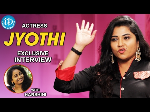 Actress Jyothi Exclusive Interview || Talking Movies With iDream #313