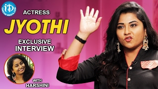 actress jyothi exclusive interview talking movies with idream 313