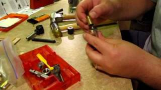 Making bullets with the Lee Classic Loader in .45 ACP