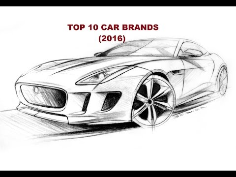 Top 10 Best Cars Brands (2016) !!! Ever!!!