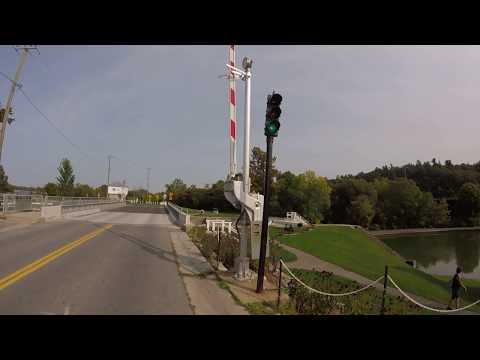 Do Road - Kingston Mills Ontario.....The Locks Pt3/4 (A little walkabout)
