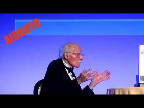 Bob Hoover  With David Hartman