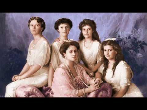 Anastasia Nicholeavna Romanov -her true story - YouTube