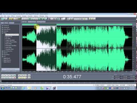 [ Karaoke ] Hướng dẫn tách lấy beat từ 1 bài hát bất kỳ_Chắc ai đó sẽ về