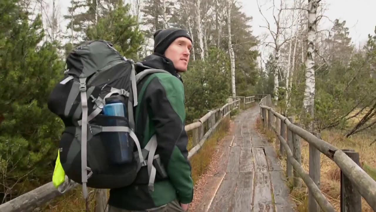 schwarzwald 2 tage trekking mit bernachtung im wald youtube. Black Bedroom Furniture Sets. Home Design Ideas