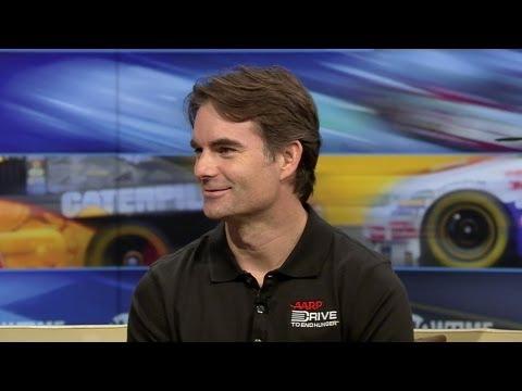 Inside NASCAR - Jeff Gordon Interview - SHOWTIME