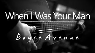 Download lagu When I Was Your Man Boyce Avenue Fifth Harmony MP3