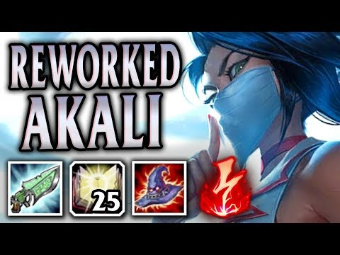 how to play akali s8