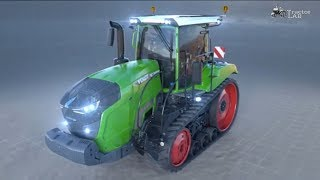 Fendt 900 Vario MT. The New Generation of Fendt Tracked Tractors | TractorLab