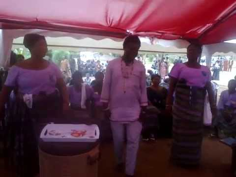 AGBADZA PLAYED AT  AFIFE 31 AUGUST 2014 VOLTA REGION 1
