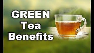 Top 5 Health Benefits of Green Tea | Green Tea Benefits in Hindi | Green Tea Skin Benefits