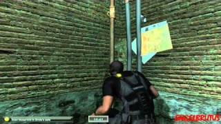 Splinter Cell Double Agent PC Gameplay Mission 6 - JBA HQ - Part 2 Video Part 2/2