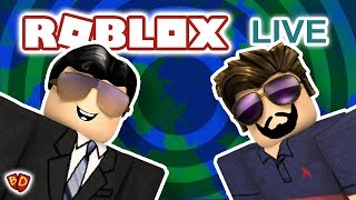 🔴 Roblox Live | Sharkbite and Bloxburg | Ben and Dad