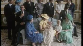 Royalty - The Queen - Princess Royal - 1981