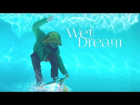 Wet Dream: A Skateboard Tale -  Corey Kennedy - Girl Skatebo