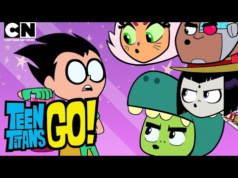 Teen Titans Go | Thanksgetting | Cartoon Network