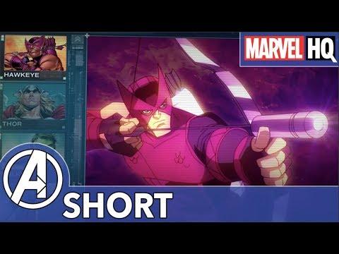 S.H.I.E.L.D. Report: Hawkeye | Fury Files - Hawkeye