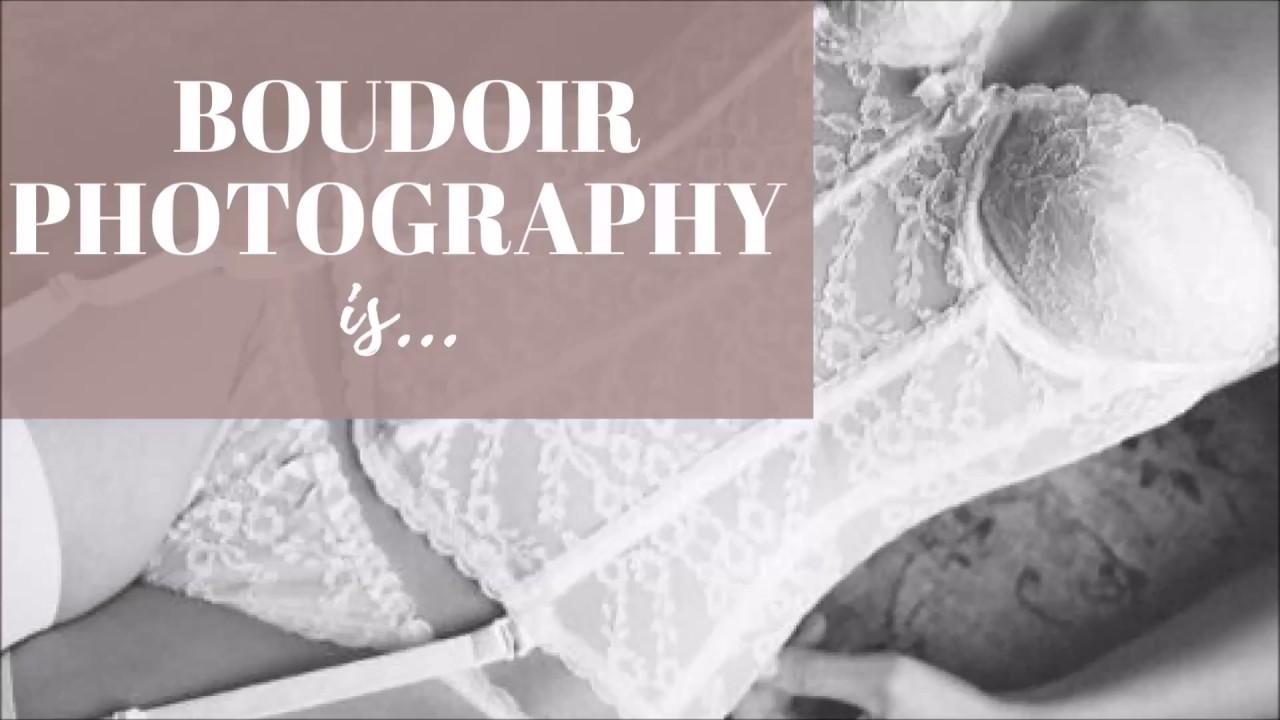e7621db0c3a3 Boudoir Photography is   Anna Bella Fine Lingerie - YouTube