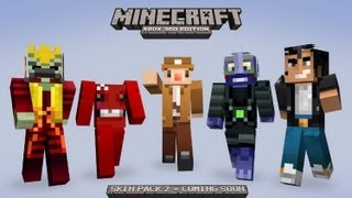 Gambar cover Top 30 Minecraft Skins + [Download]