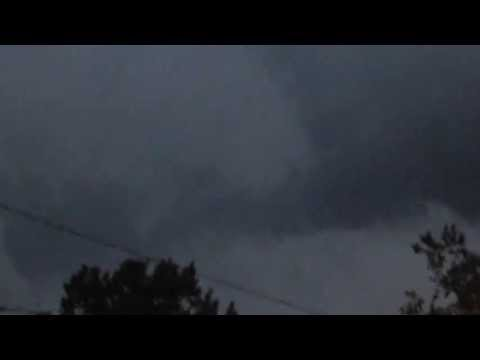 Tornado that devastated Flint, Michigan in the Beecher area today on May 28th, 2013.