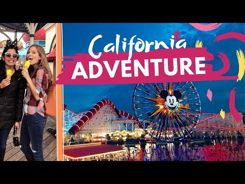 Vegan at Disney's California Adventure!