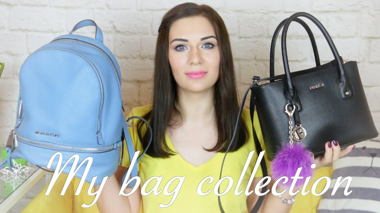 3abd25ed2af4 Моя коллекция сумок Furla, Michael Kors, BCBG, Pinko, Clips, SGPG   Dasha  Voice