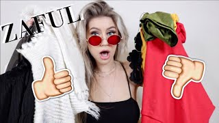 HUGE TRENDY & CHEAP CLOTHING TRY ON HAUL 2018