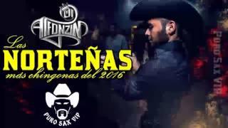 Norteñas Mix 2017 - Las Norteñas Más Chingonas del 2016 ► DjAlfonzin 2017 Video