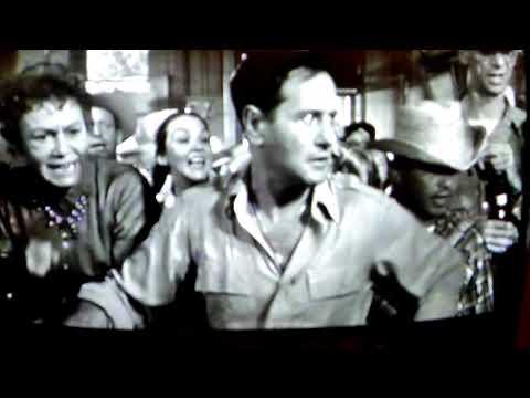 John Huston et Marylin
