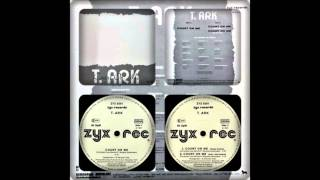 T.ARK - COUNT ON ME (VOCAL, SINGLE, INSTRUMENTAL DUB 1987)