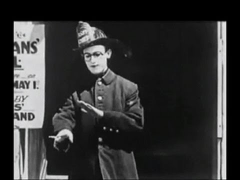 Harold Lloyd in FIREMAN, SAVE MY CHILD (1918)