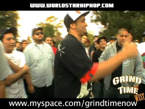 Grind Time Presents: Dizaster vs The Saurus Pt. 2 from YouTube · Duration:  6 minutes 48 seconds