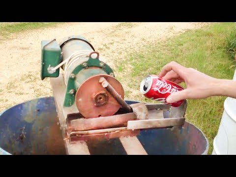 Amazing Home-made Invention - Agricultural And Construction Equipment