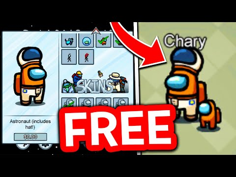 How To Get Free Skins And Pets In Among Us Unlock All Free Pets And Skins In Among Us 2020 Youtube
