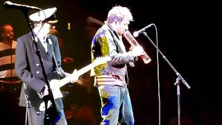 Gorillaz - Tomorrow Comes Today HD (Melodica) 10/27/10 Gibson Amphitheatre