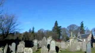 Glamis Churchyard Scotland