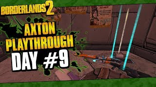 Обложка на видео - Borderlands 2 | Axton Reborn Playthrough Funny Moments And Drops | Day #9