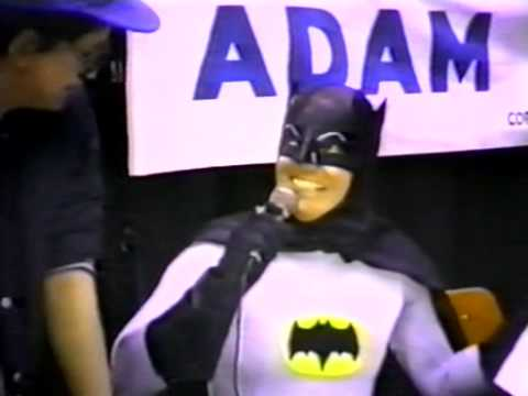 Batmania - from Comics to Screen (german)