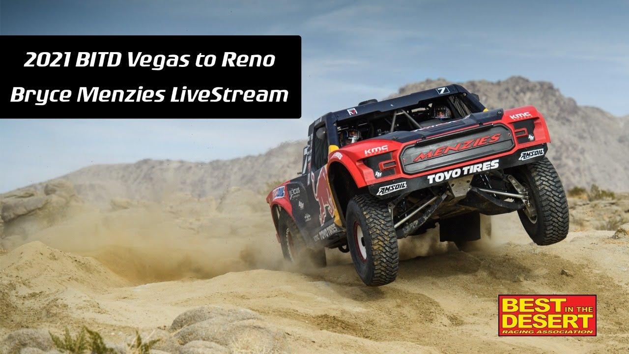 Download Bryce Menzies: 2021 Vegas to Reno Live Stream