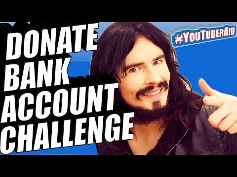 Irish Man Donates His Entire Bank Account!! - #YouTuberAid